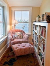 1000+ ideas about Cozy Reading Rooms on Pinterest   Cozy ...