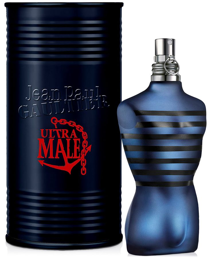 Jean Paul Gaultier Ultra Male Fragrance Collection