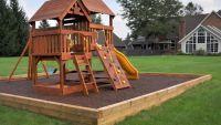 Tree house / Playground | Backyard Fun | Pinterest ...