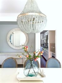 1000+ ideas about Beaded Chandelier on Pinterest | Wood ...