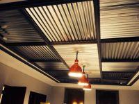 25+ best ideas about Metal ceiling on Pinterest | Pallet ...