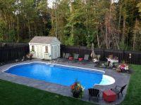 25+ best ideas about Concrete pool on Pinterest | Walk in ...
