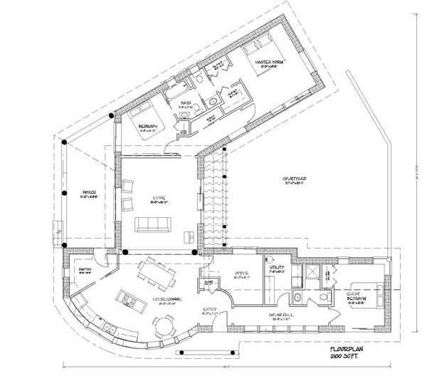 electrical plans for homes floor plans