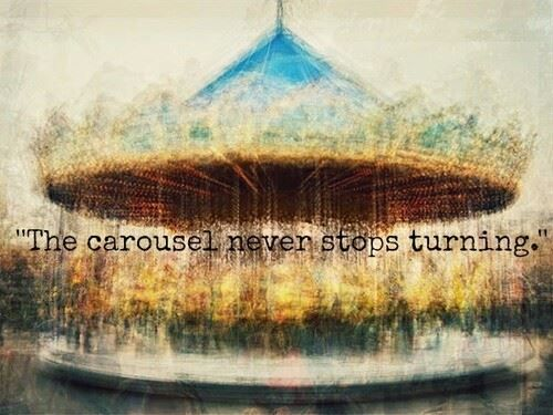 Greys Anatomy Quotes Wallpaper The Carousel Never Stops Turning Tv Pinterest Grey