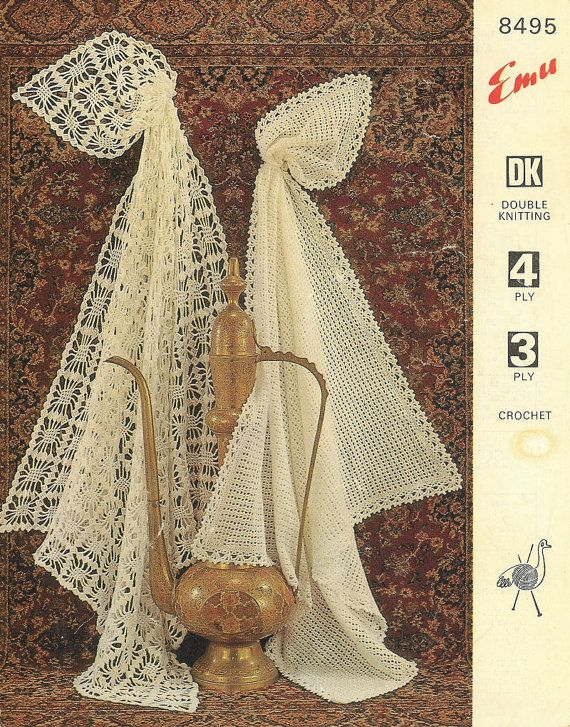 baby knitting patterns two designs square baby shawls vintage baby knitting pattern
