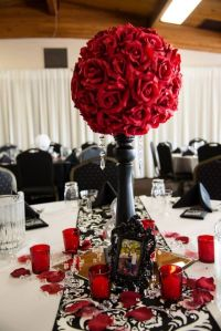 1000+ ideas about Black Tablecloth Wedding on Pinterest ...