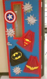 Super heroes   library theme   Pinterest   Super hero ...