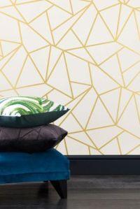 25+ best ideas about Geometric wallpaper on Pinterest