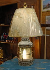 150 best images about Nautical Lamps, Lighting, Lamp ...