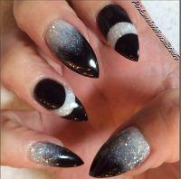 Almond Nail Art | Nailed It! | Pinterest | Nail art ...