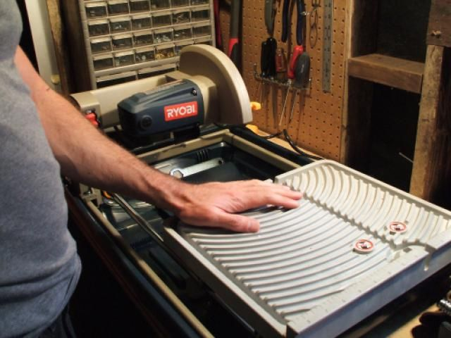 1000+ Ideas About Tile Saw On Pinterest | Glass Molds, Making