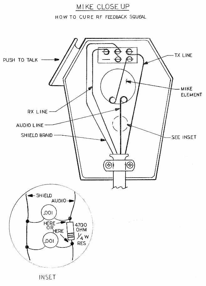 jeep radio wiring diagram microphone