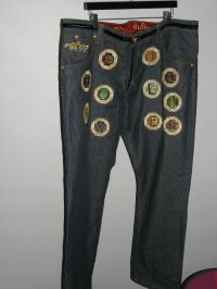 Authentic Crown Holder Jeans   Men's Clothing   Pinterest ...