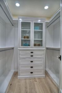 Walk In Closet Design For Small Spaces - WoodWorking ...