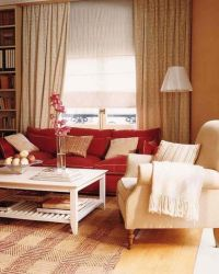 17 Best ideas about Red Couch Rooms on Pinterest   Red ...