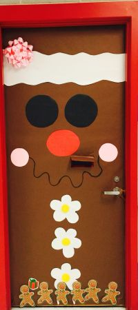 Doors, Gingerbread and Decor on Pinterest