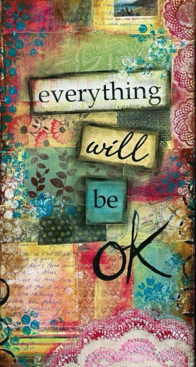 !!TAP AND GET THE FREE APP! Art Quotes Colorful Collage Pattern Scrapbooking Optimistic HD ...