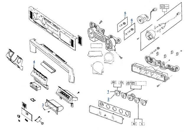 jeep yj engine diagram parts list