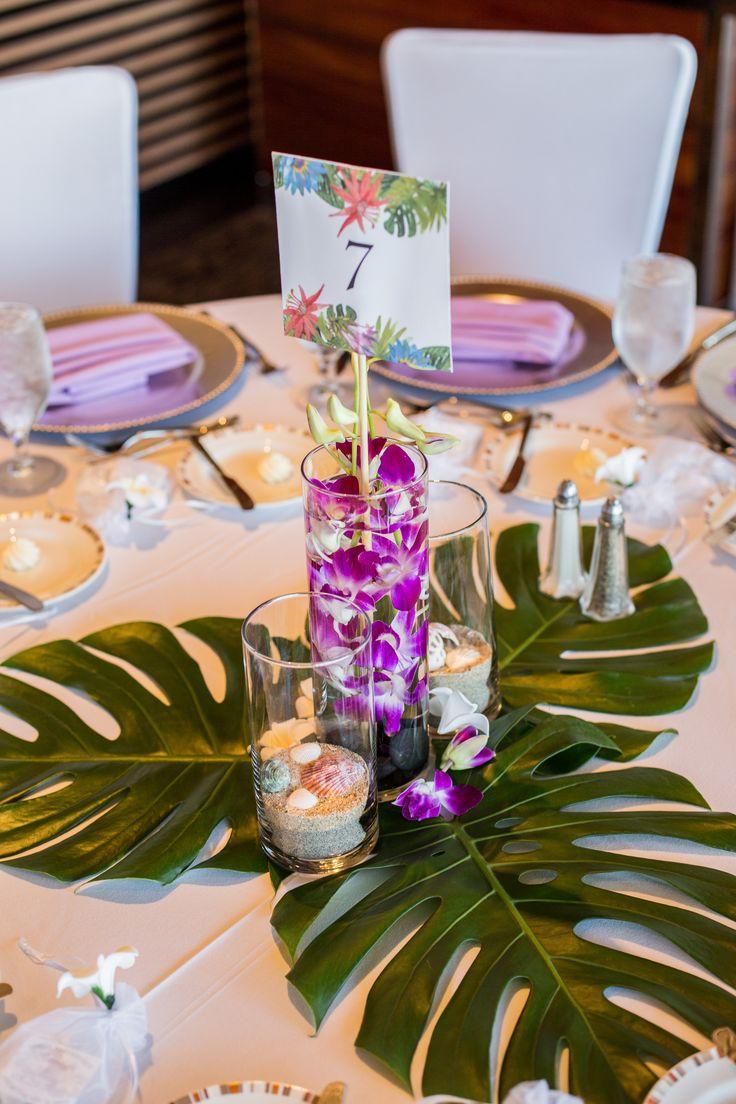 Best 25+ Hawaiian centerpieces ideas on Pinterest