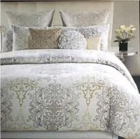 New comforter - Tahari Medallion Scroll comforter set ...