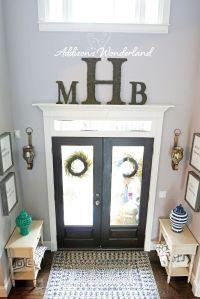25+ best ideas about Foyer Decorating on Pinterest | Foyer ...