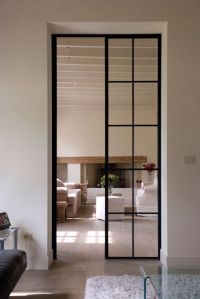 Gietijzeren deur | Steel doors and windows | Pinterest | Doors