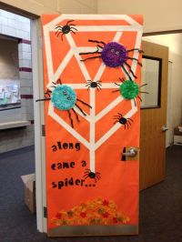 1000+ images about Halloween teacher doors for trick or ...