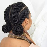 25+ best ideas about Natural protective hairstyles on ...
