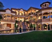 93 Awesome Big Rich Houses | Dream Homes | Pinterest