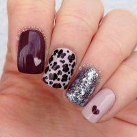 17 Best ideas about Cheetah Nail Designs on Pinterest ...