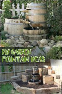 25+ best ideas about Backyard water feature on Pinterest ...