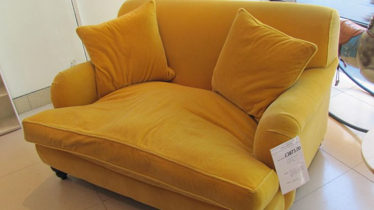 Couch Daybed My Favorite Chair Ever! Mustard Yellow Velvet Love Seat By