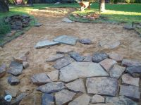 25+ best ideas about Flagstone patio on Pinterest | Paver ...