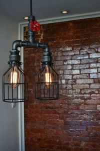 Steampunk Light - Pendant Lighting - Ceiling Lighitng ...