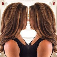 Mocha Coffee Hair Color One1lady Hair Hairs Hairstyle ...