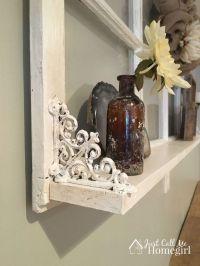 25+ best ideas about Window frame decor on Pinterest ...