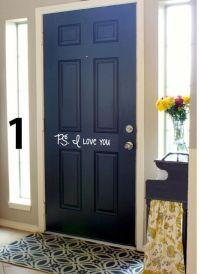 1000+ ideas about Front Door Letters on Pinterest | Door ...