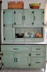 17 Best images about Kitchen Hoosier Cabinets on Pinterest