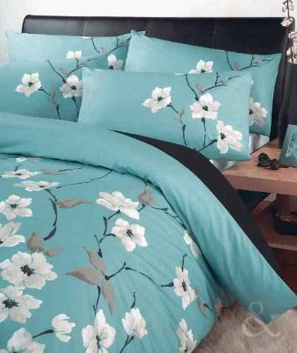 Amazon Bettwäsche Oriental Floral Duvet Cover Set Luxury Poly Cotton Bedding
