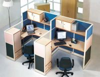 Popular Small Office Cubicles With Overhead Cabinet And ...