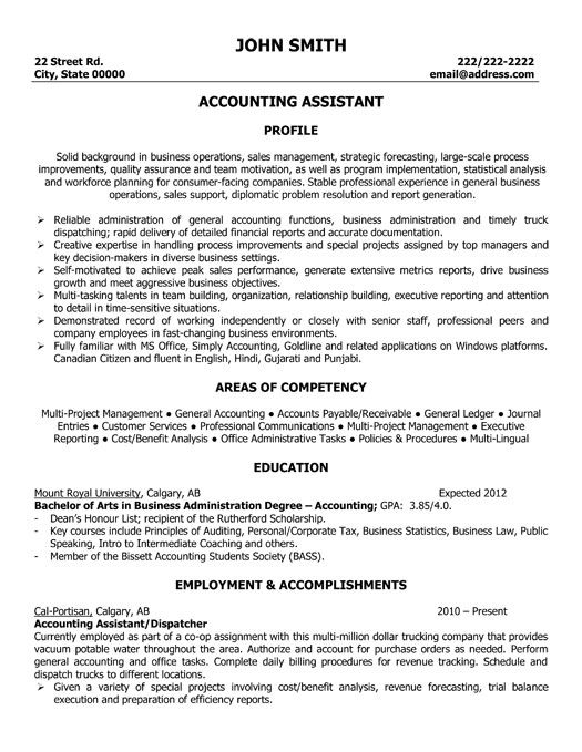 Best Resume Format Accounts Manager Administration Resume Format And Samples Best Sample Resume 1000 Images About Best Accounting Resume Templates