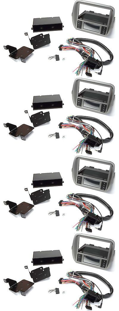 scosche car stereo amplifier wiring kit