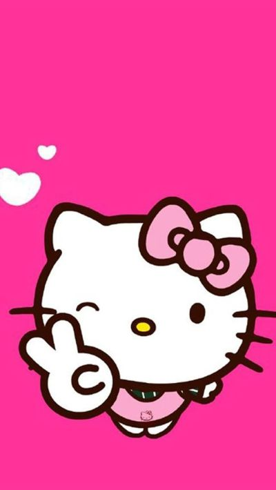 hello kitty wallpaper iphone | hello kitty wallpaper iphone | Pinterest | Kitty wallpaper ...