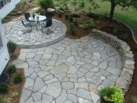 17 Best images about Stone Patio's on Pinterest | Walkways ...