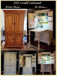 Best 25+ Tv armoire ideas on Pinterest | Armoires, Armoire ...