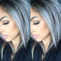 25 Best Ideas About Gray Hair Colors On Pinterest Dying Of ...
