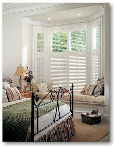 25+ best ideas about Bay Window Bedroom on Pinterest