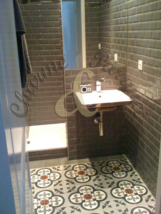 Salle De Bain Carreau De Ciment 17 Best Images About Carreaux De Ciment On Pinterest