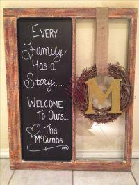 1000+ ideas about Chalkboard Window on Pinterest ...