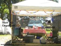 25+ best ideas about Tent Camping Organization on ...